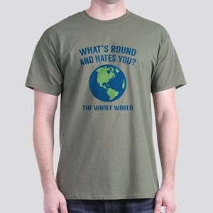 The Whole World Dark T-Shirt