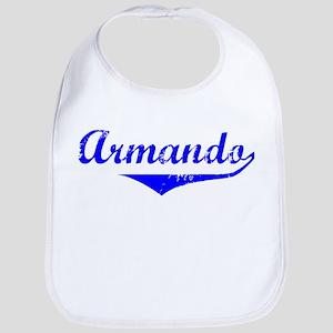 Armando Vintage (Blue) Bib