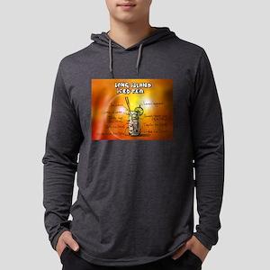 Long Island Iced Tea (Orange) Long Sleeve T-Shirt