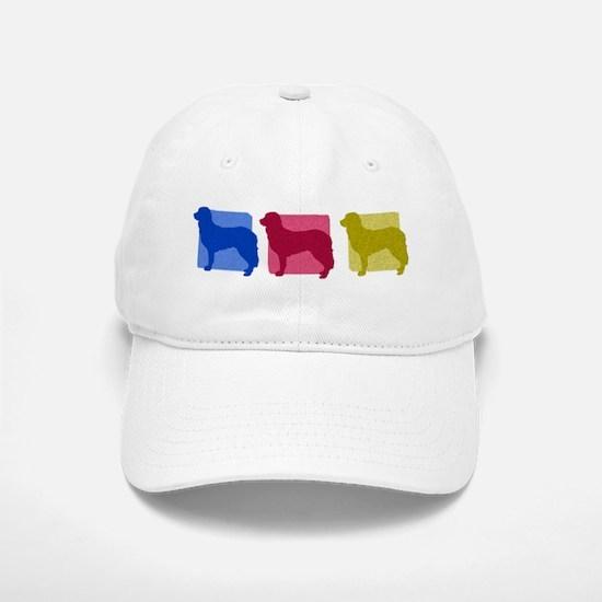 Color Row Stabyhoun Baseball Baseball Cap