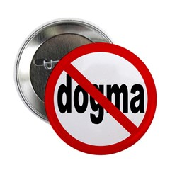 No Dogma Button (10 pack)