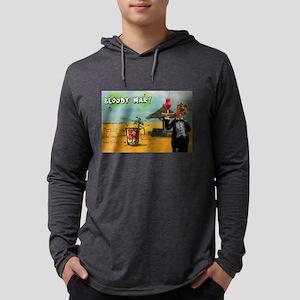 Bloody Mary (Beach) Long Sleeve T-Shirt