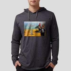 Long Island Iced Tea (Beach) Long Sleeve T-Shirt