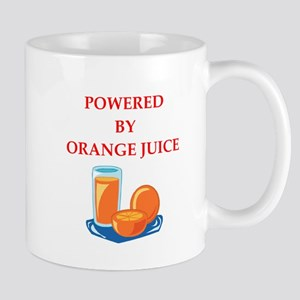 orange juice Mugs