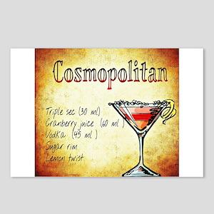 Cosmopolitan Postcards (Package of 8)