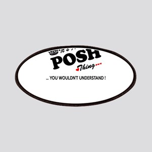 POSH thing, you wouldn't understand Patch