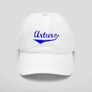 Arturo Vintage (Blue) Cap
