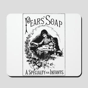 Pears Soap Mousepad