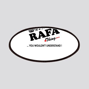 RAFA thing, you wouldn't understand Patch