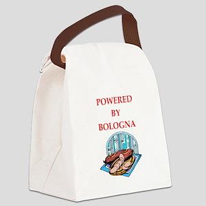 bologna Canvas Lunch Bag