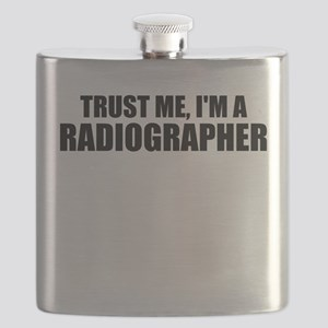 Trust Me, I'm A Radiographer Flask