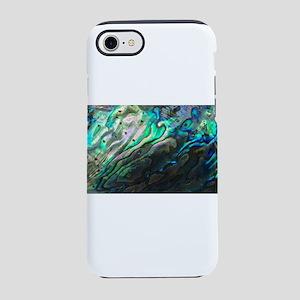 Iridescent Sea Shell iPhone 8/7 Tough Case