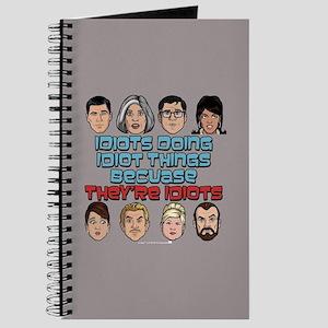 Archer Idiots Journal