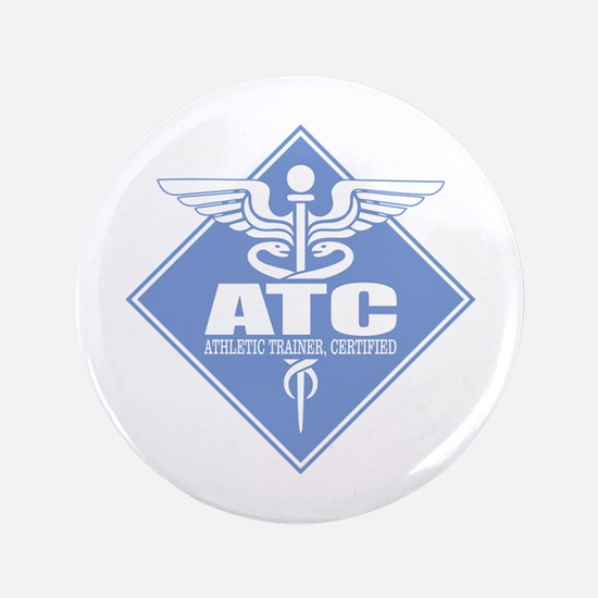 Athletic Trainer Certified Button