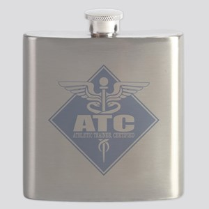Athletic Trainer Certified Flask