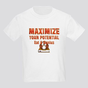 Maximize Potential Kids Light T-Shirt