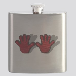 ReflectiveHands062710shadows Flask