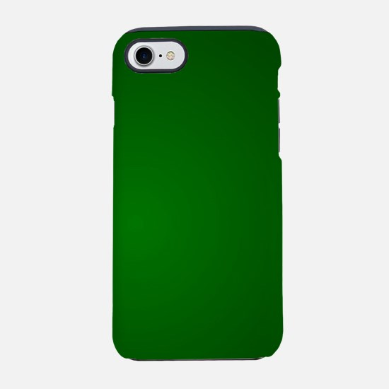 Hunter Green gradient iPhone 8/7 Tough Case