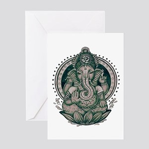 PROSPERITY Greeting Cards