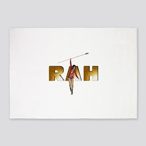 Rah 5'x7'Area Rug