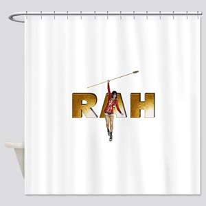 Rah Shower Curtain