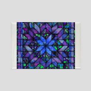 Blue Quilt s Magnets
