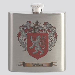 Wallace Shield Flask