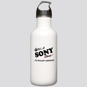 SONY thing, you wouldn Stainless Water Bottle 1.0L