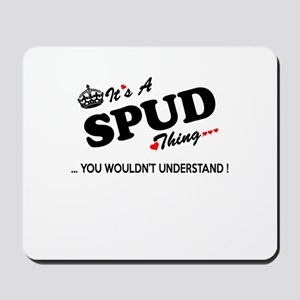 SPUD thing, you wouldn't understand Mousepad