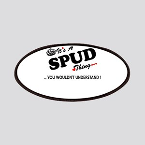 SPUD thing, you wouldn't understand Patch