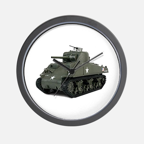 SHERMAN Wall Clock