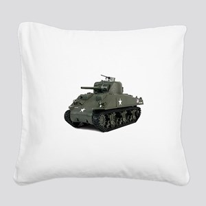 SHERMAN Square Canvas Pillow