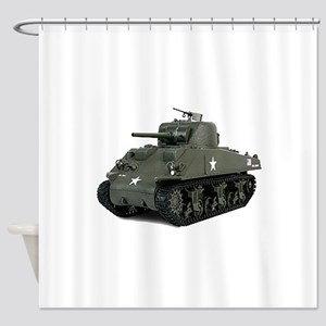 SHERMAN Shower Curtain