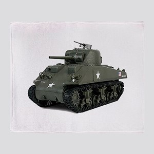 SHERMAN Throw Blanket