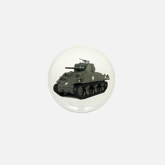 SHERMAN Mini Button