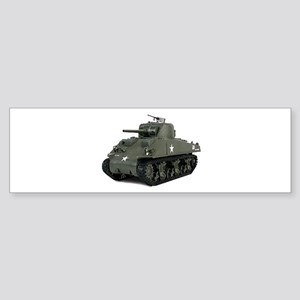 SHERMAN Bumper Sticker
