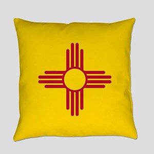 Flag of New Mexico Everyday Pillow