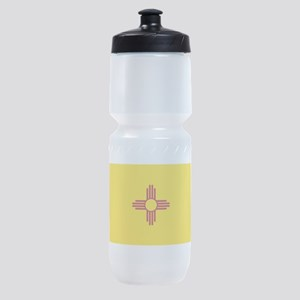 Flag of New Mexico Sports Bottle