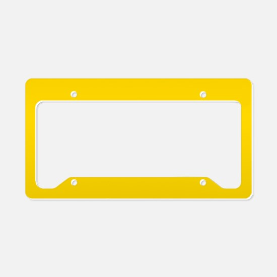 Flag of New Mexico License Plate Holder