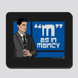 Archer Mancy Mousepad