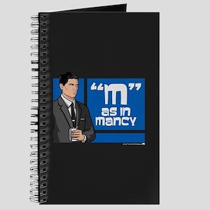 Archer Mancy Journal