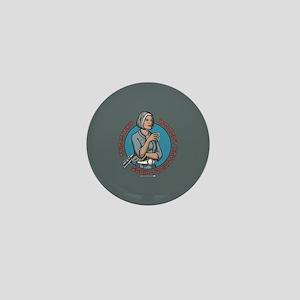 Archer Malory Nice Thing Mini Button