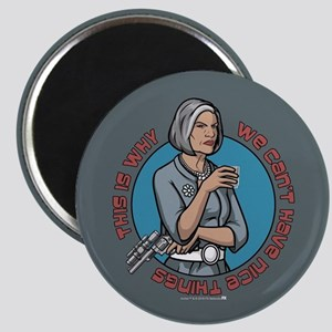 Archer Malory Nice Thing Magnet