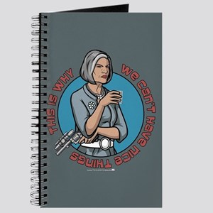 Archer Malory Nice Thing Journal