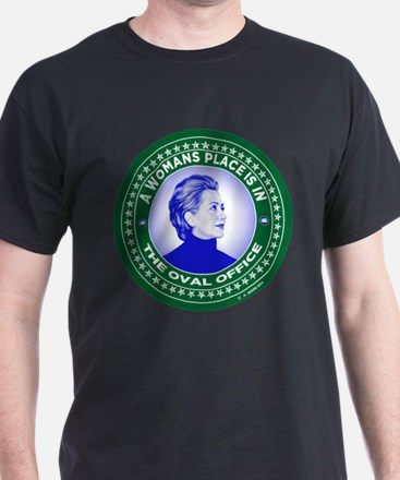 Hillary 2016 The Time Is Now! T-Shirt