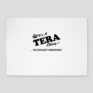 TERA thing, you wouldn't understand 5'x7'Area Rug