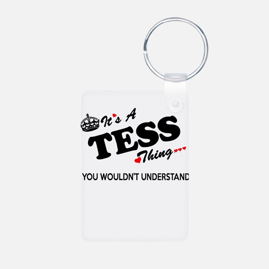 TESS thing, you wouldn't understand Keychains