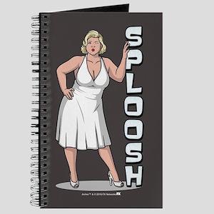 Archer Pam Sploosh Journal