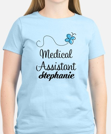 Medical Assistant Personalized Gift T-Shirt