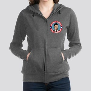 Archer Sterling Archer for Pres Women's Zip Hoodie